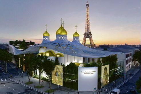 L'incroyable épopée parisienne de la cathédrale russe de la Sainte-Trinité