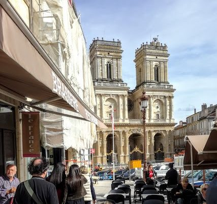 Auch, cathédrale Sainte-Marie