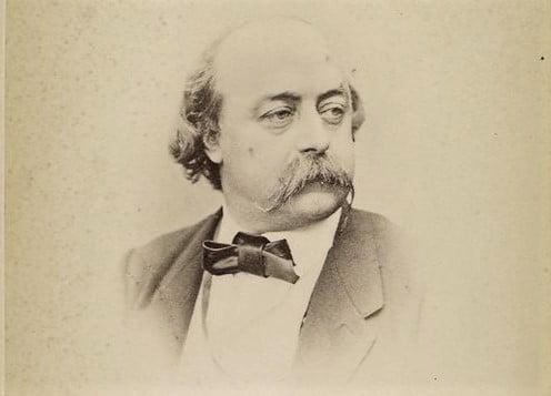 Alexandre Postel réveille Flaubert à Concarneau
