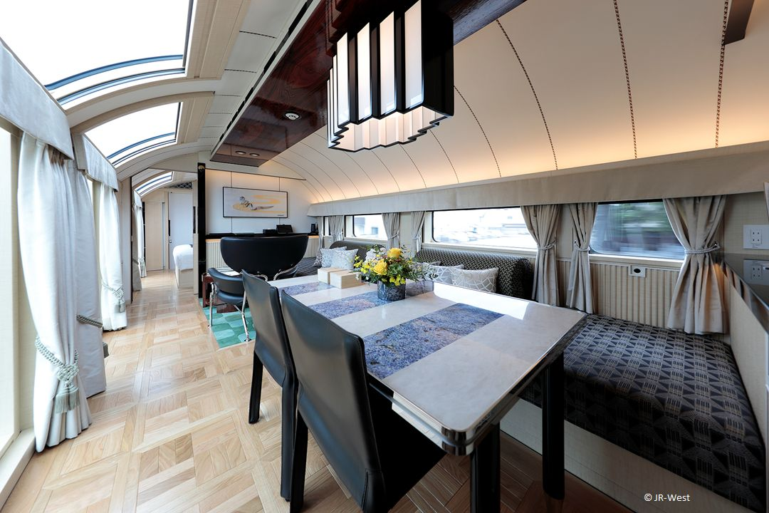 Une Suite du Twilight Express Mizukaze