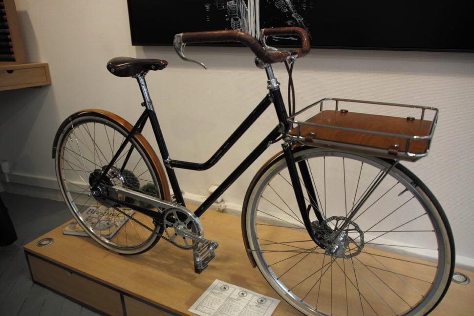 """""""Dalou"""" vélo au design des années 1920"""