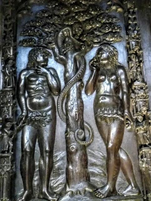 Stalle du chœur de la cathédrale Sainte-Marie d'Auch