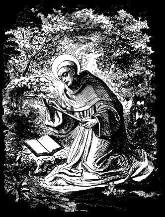 1114, fondation de l'ordre de Tiron