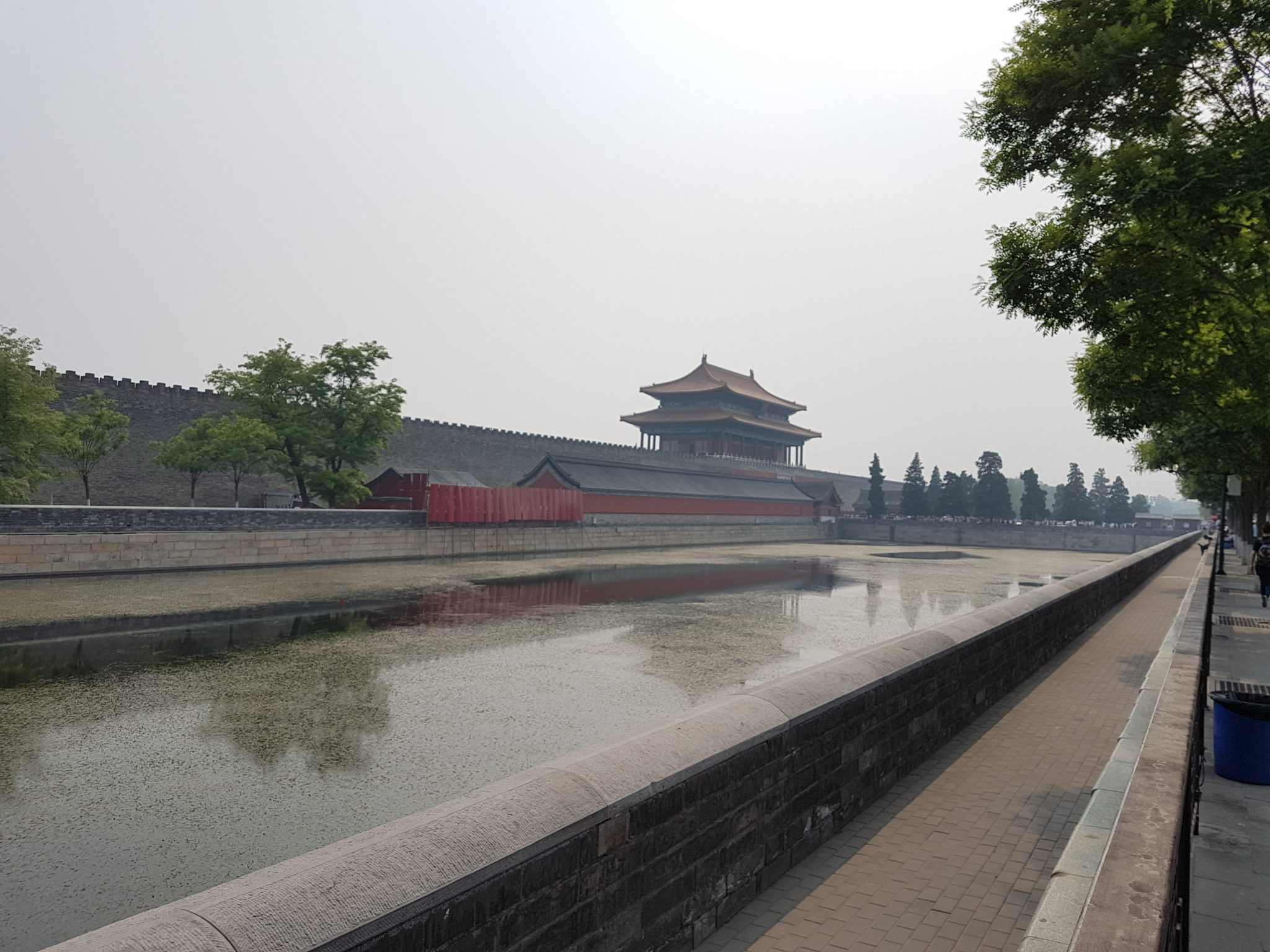 Autour de la Cité interdite [Beijing].