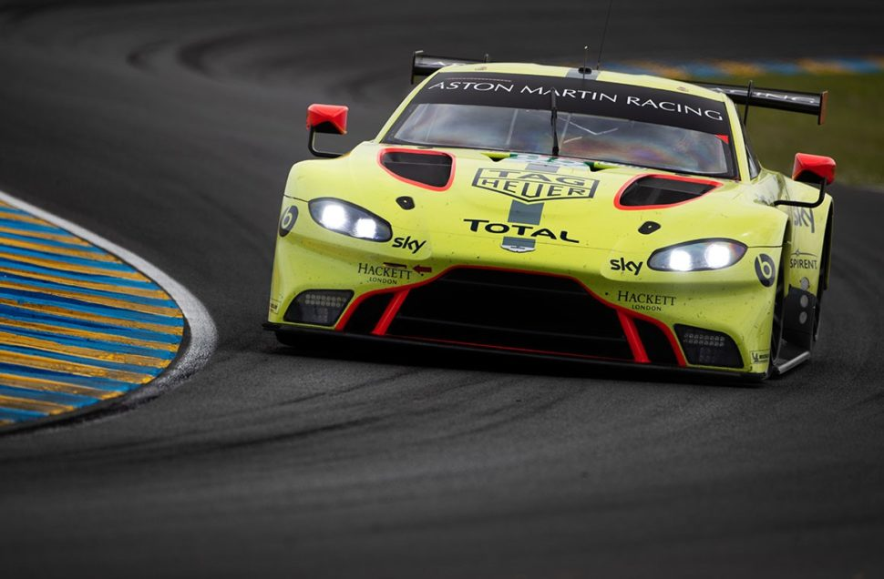 Aston Martin fait toujours partie des favoris parmi le public