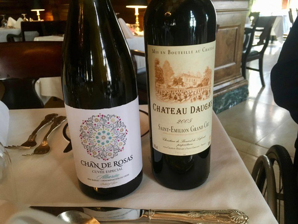 D'Espagne et de France, deux vins choisis par Yannick Benjamin