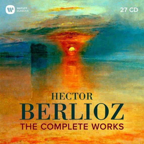 La première intégrale des œuvres de Berlioz s'accompagne d'un essai de David Cairns