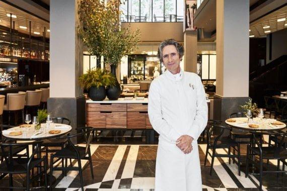 La Brasserie du Lutetia vient de ré-ouvrir avec la cuisine ensoleillée de Gérald-Passedat