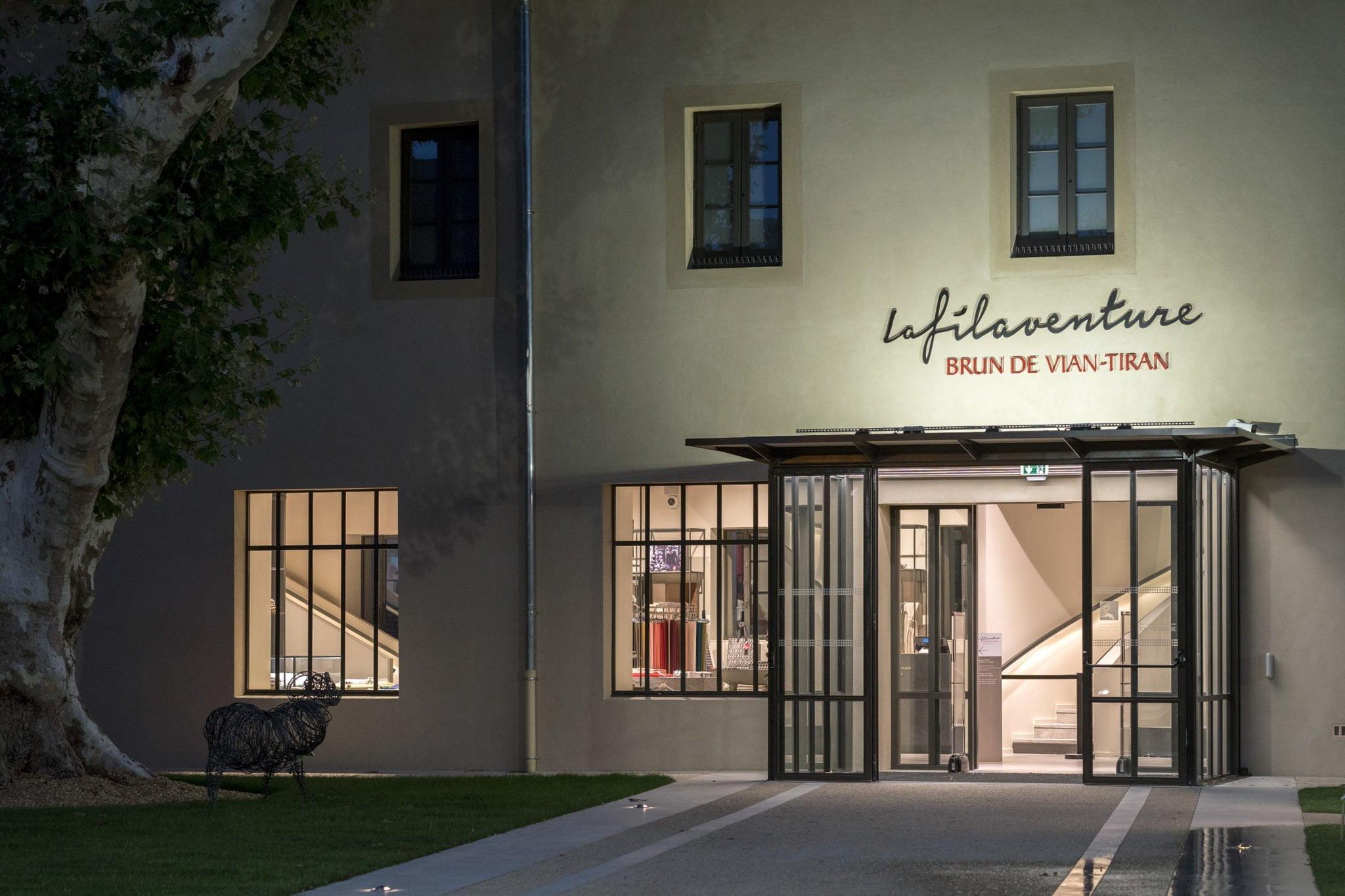 La Filaventure musée sensoriel