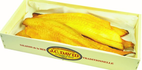 Gros filets de haddock traditionnel des Ets JC David