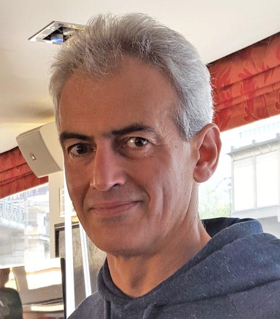 Henri Courtois co-fondateur de Bord à Bord , pionnier breton de la gastronomie à base d'algues