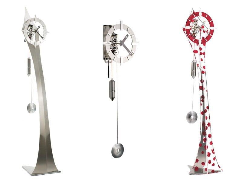 Les modèles Hortence, LaLa et Constence, au design et au mécanisme ultra-contemporains et des matériaux comtois.