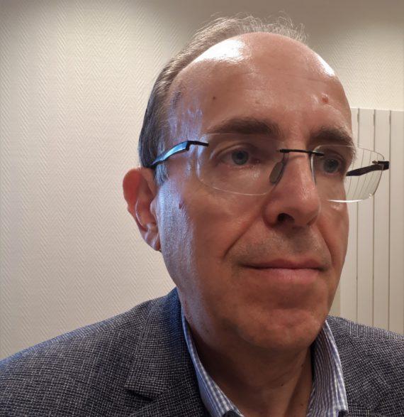 Jean-Michel Duverigne, responsable de l'ADAMA