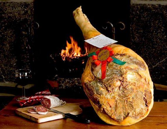 Les jambons basques « ibaïama »