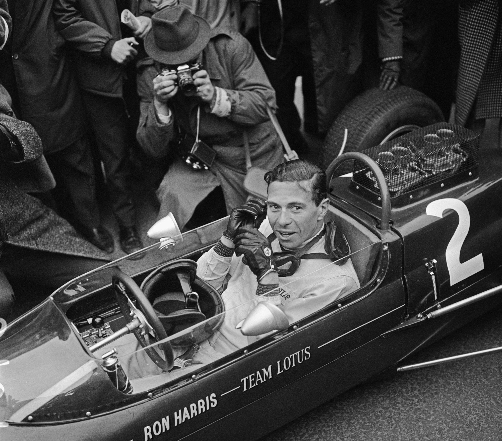 Prix de Pau en 1964.