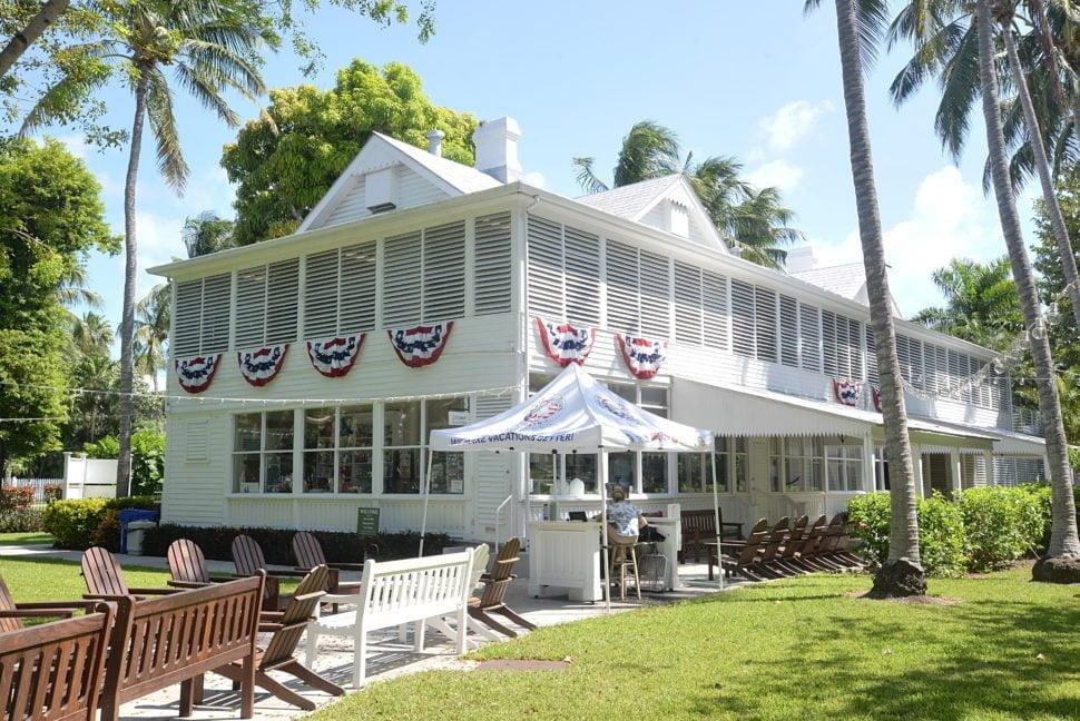 Little White House à Key West