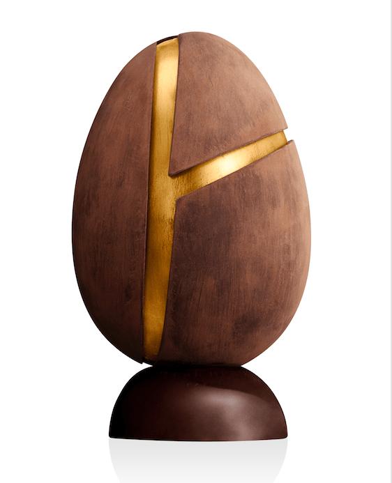 L'œuf fragmenté de Pierre Hermé