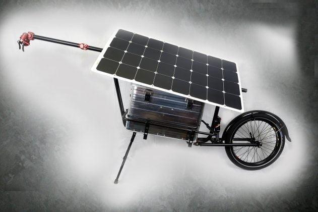 La Sun Travel, modèle de base.
