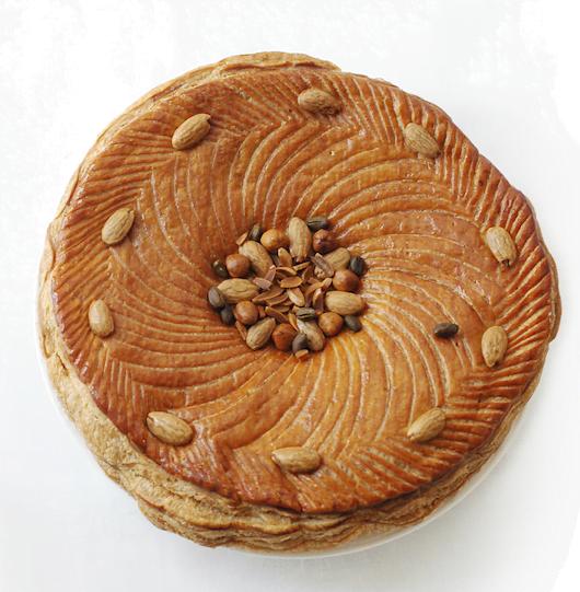 La galette Melchior de Gérard Mulot