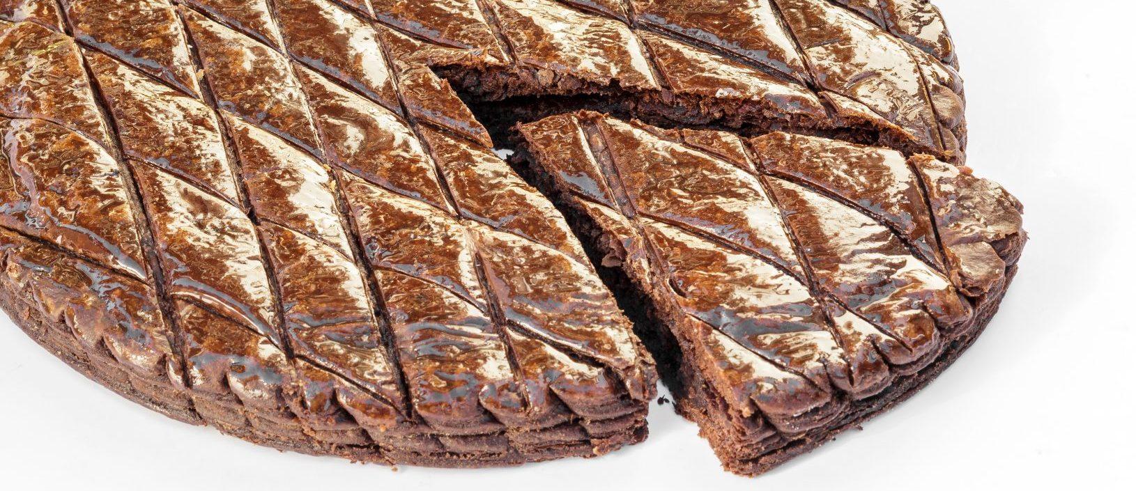 La galette au chocolat de la Maison Pradier