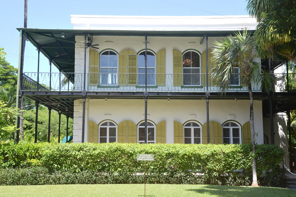 La Maison d'Ernest Hemingway