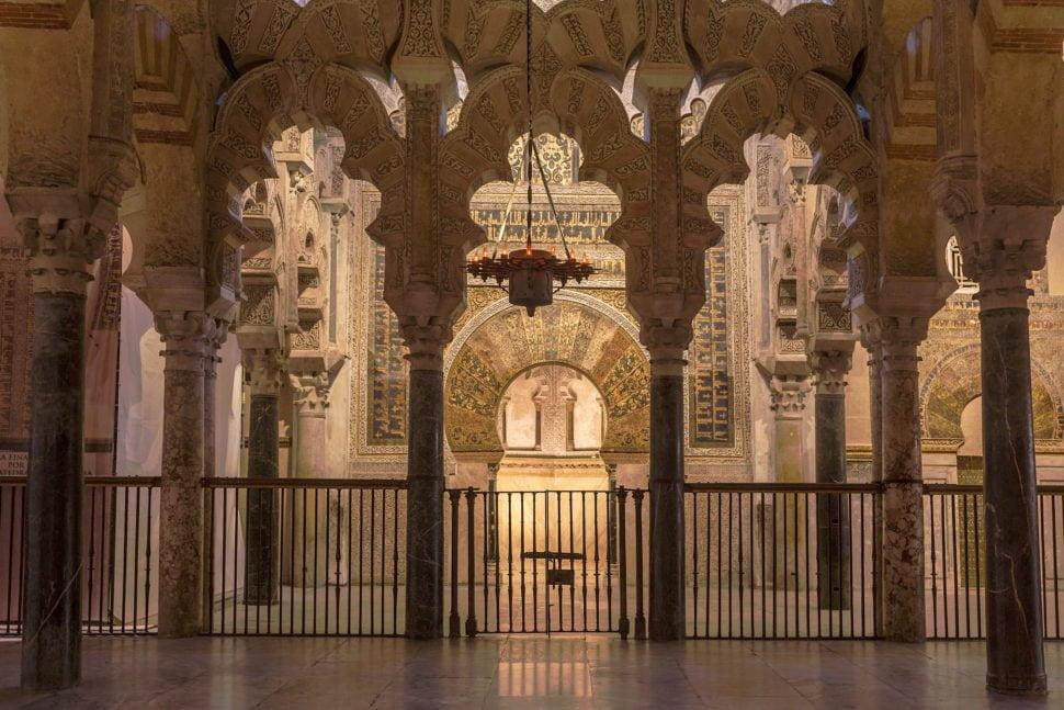 Mezquita Mirhab