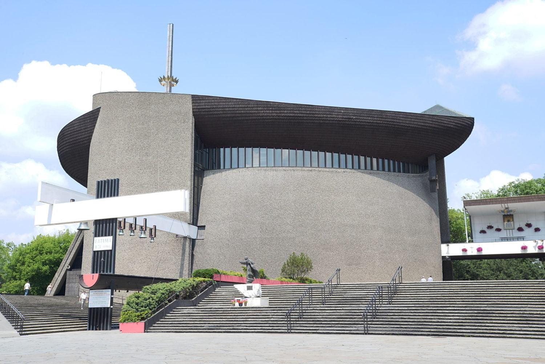 L'église de l'Arche du Seigneur