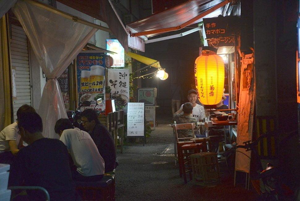 Restaurants et bars à Naha – Okinawa