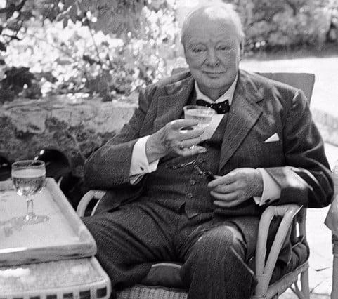 La rencontre entre Winston Churchill et Odette Pol Roger se fit autour du millésime 1928