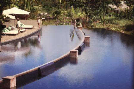 La piscine du © Raffles Hotels & Resorts
