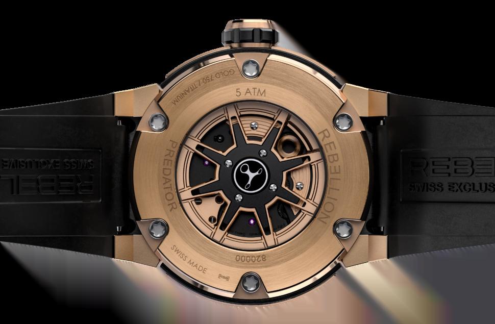 Rebellion prouve par sa présence au Mans que voitures et montres ne sont pas deux mondes différents.