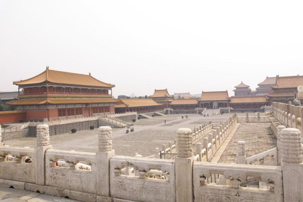 Dans la Cité Impériale – Beijing, mai 2018
