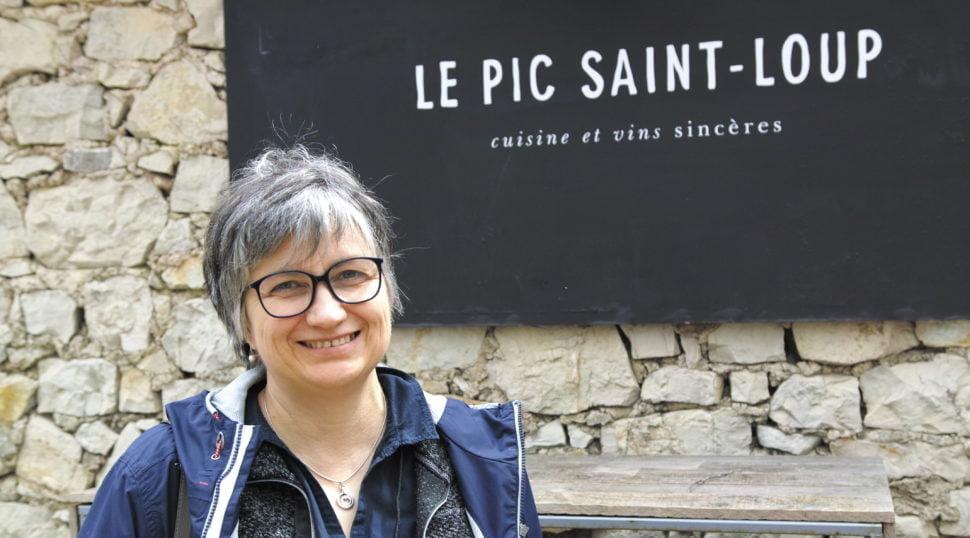 Anne-Lise Fraisse, Domaine de Villeneuve