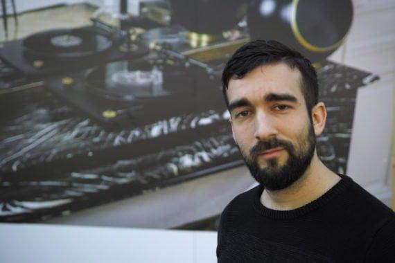 Damien Guerreiro; expert audiophile chez Son-Vidé