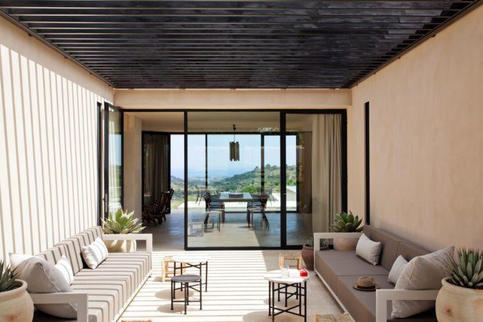 The Thinking Traveller Sicily Villa Profondo Blu