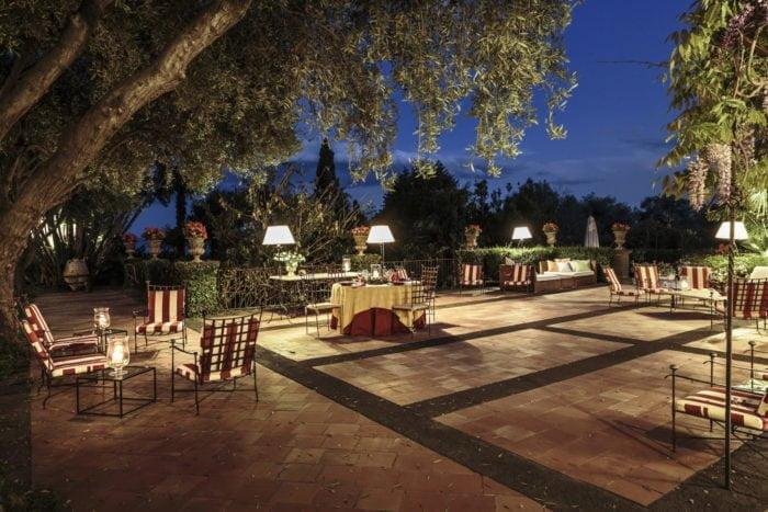 The Thinking Traveller Sicily Villa Don Arcangelo all Olmo
