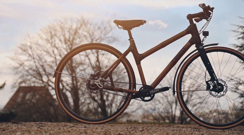 Vélo B RM 4, le plaisir sans vibrations