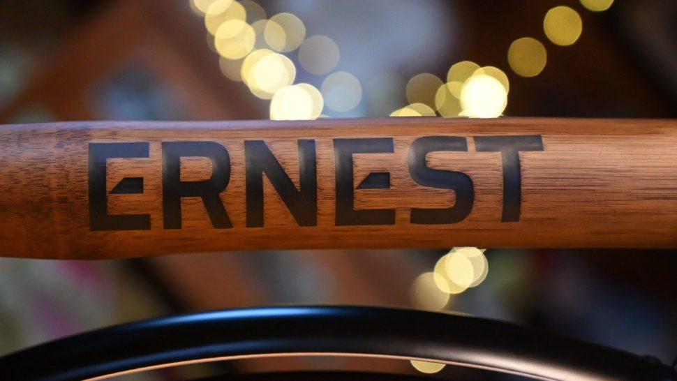 L'Iron Bambou, seule variété de bambou assez solide pour être produire des vélos est communément utilisée en Chine