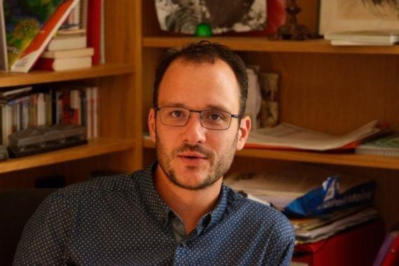 Vincent Morel, directeur artistique des festivals Musiques vivantes (jusqu'au 14 juillet) et de Bach en Combrailles du 11 au 17 août, tous deux au cœur de l'Auvergne.