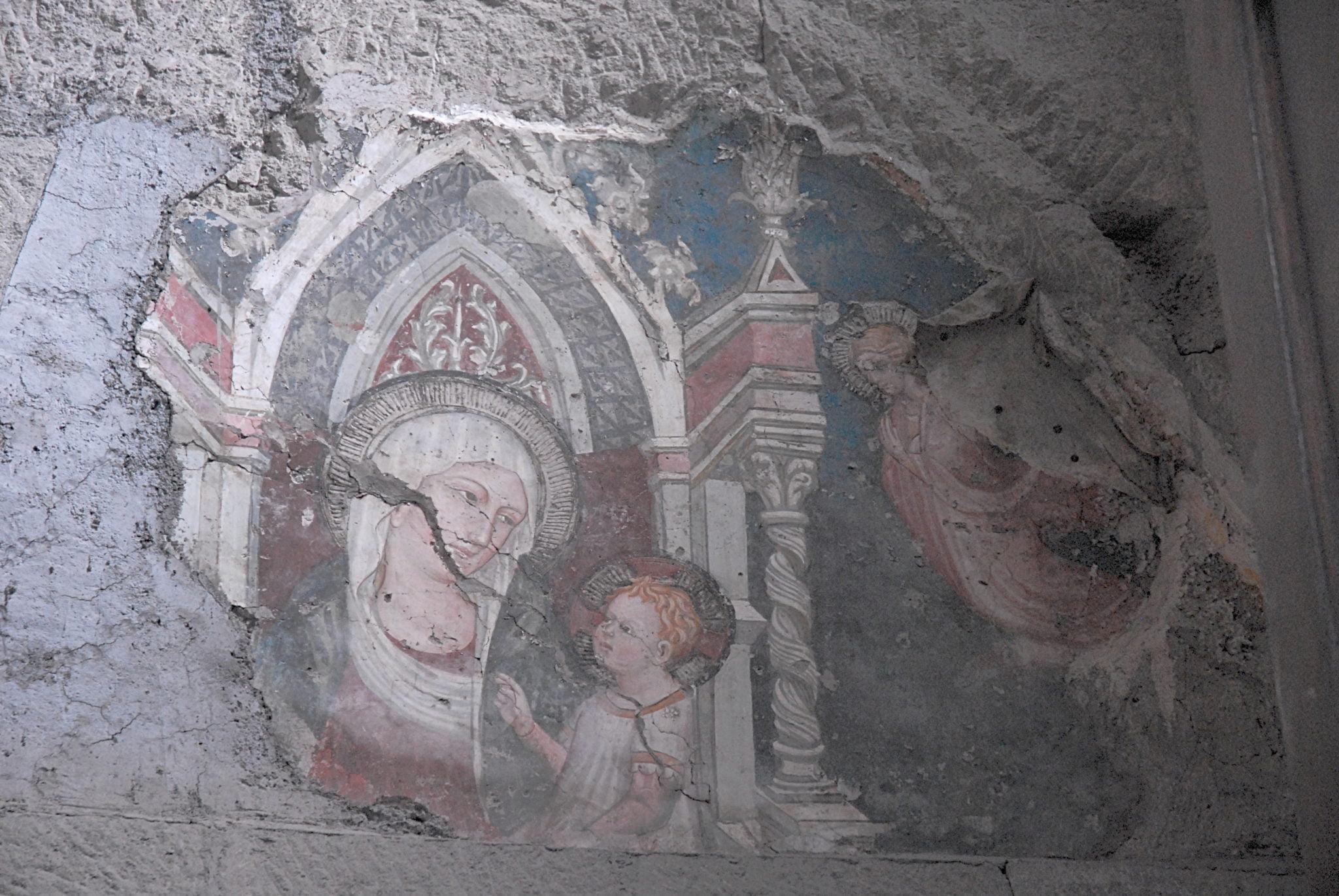 Fresques de la Cathédrale San Lorenzo