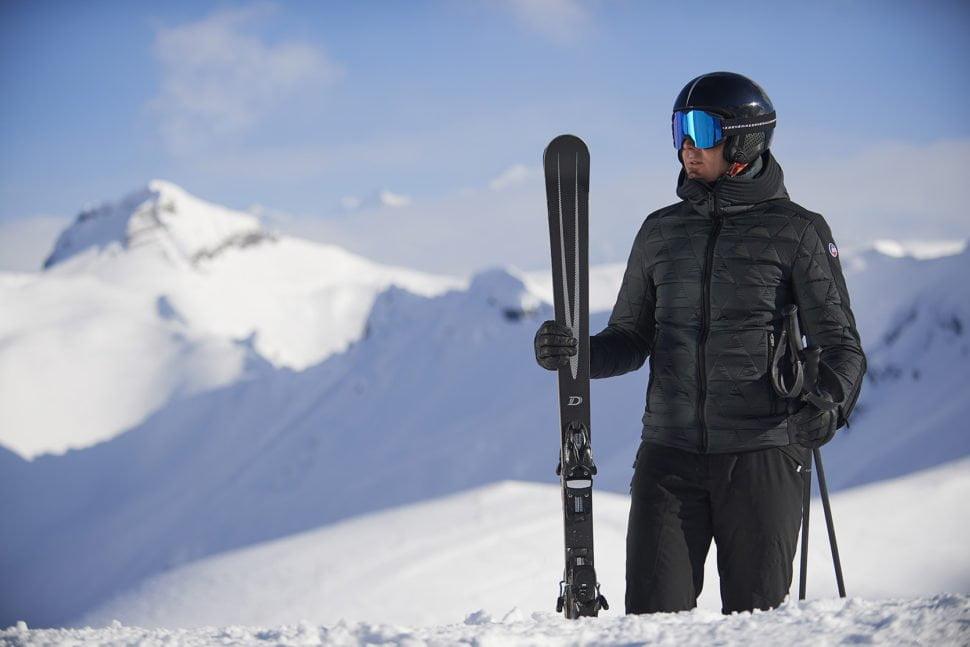 Un guide et sa propre marque de skis à la hauteur de votre envie