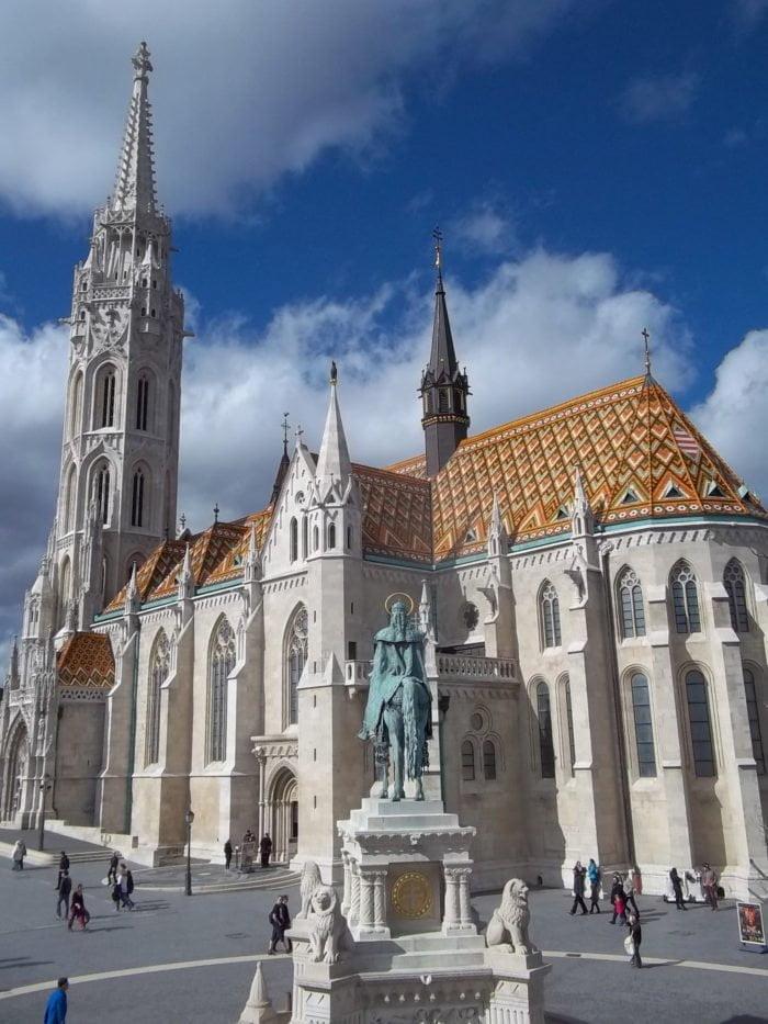 L'église Saint Mathias