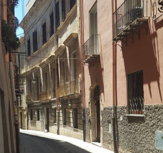 Ruelle centre historique Cagliari