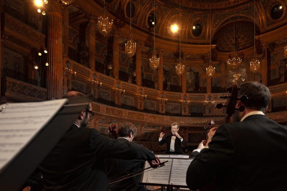 Christophe Rousset crée Tarare à l'Opéra Royal du Château de Versailles.