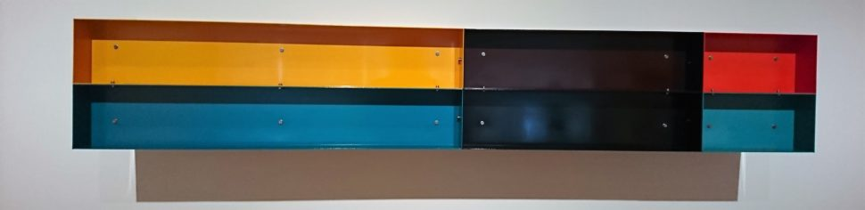 Donald Judd Untitled (85-033) (1985)