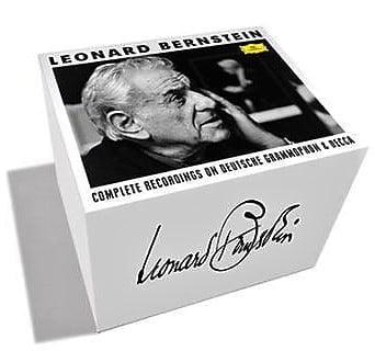 Léonard Bernstein Intégrale Deutsche Grammophon & Decca