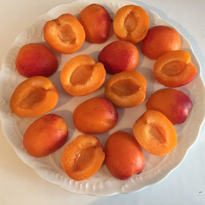 Oreillons d'abricots