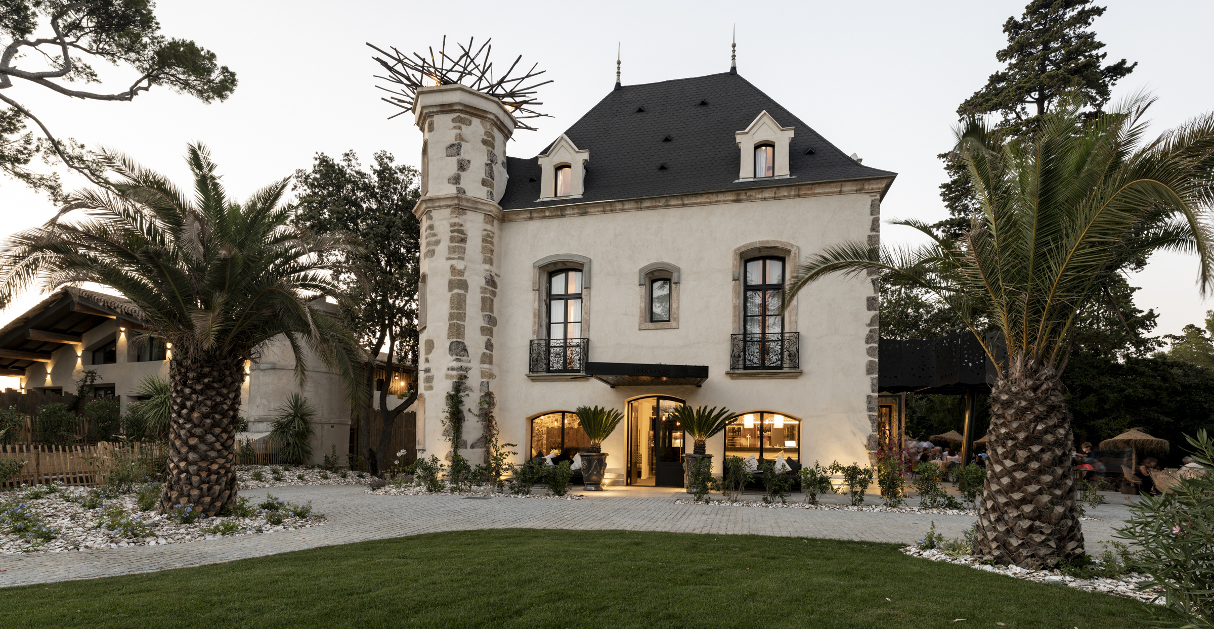 La maison de maître héritée