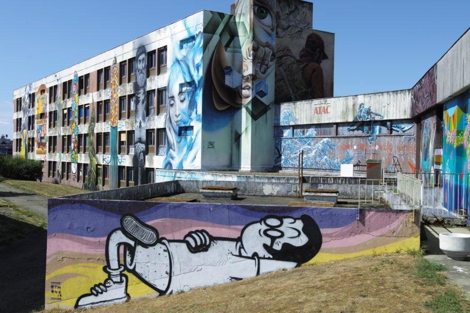Au coeur de Street Art City