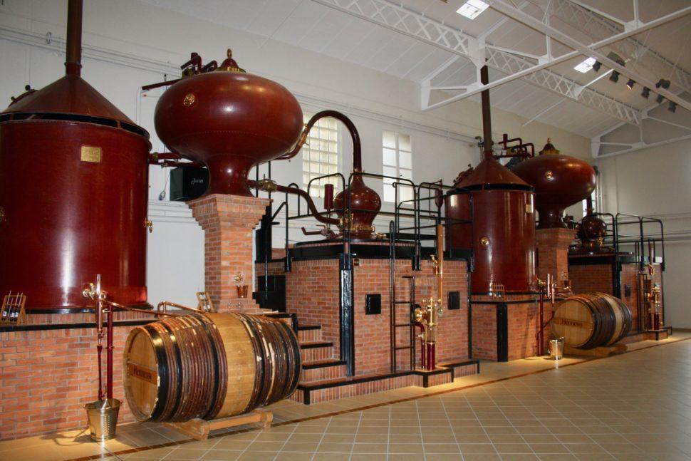 La distillerie du Peu